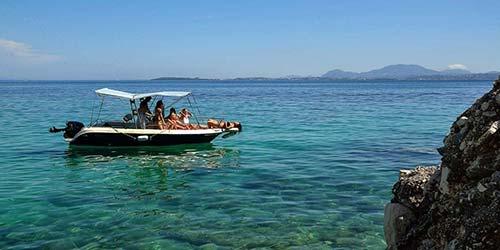 Nissaki Boat Rental