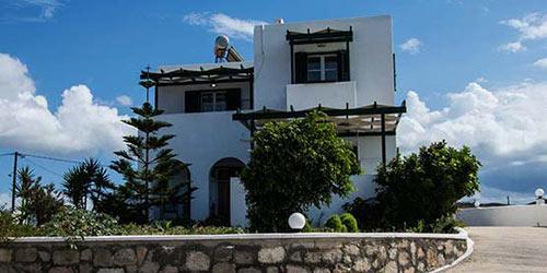Akrothalassia Ξενοδοχείο Μήλος