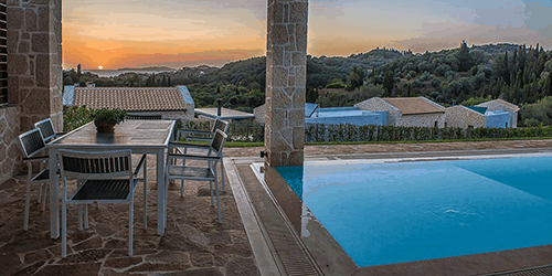 Mega Lithari Villas Corfu