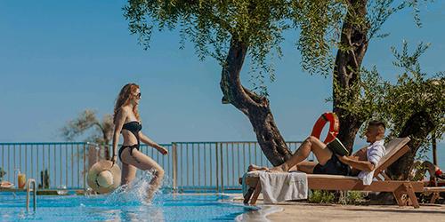 Robolla Beach Hotel Roda Corfu